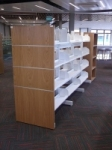 Kaiapoi Library End Panels