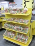 Pak n Save Impulse Slatwall and Shelving