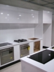High Gloss White Kitchen