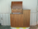 Keruing Ply Outdoor Sink Unit